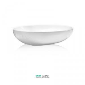 Раковина для ванной накладная AeT коллекция Thin белая L243T0R0V0 101