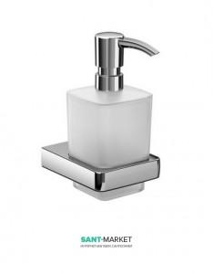Дозатор жидкого мыла подвесной Emco Trend хром 0221 001 00