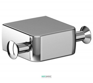 Крючок для ванны двойной Emco Trend хром 0278 001 00