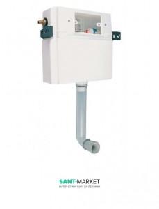 Инсталляция для напольного унитаза Sanit Ineo без рамы 95.720.00.0000