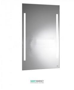 Зеркало Emco 80Х70 с подсветкой LED, без выключателя 0449 600 73
