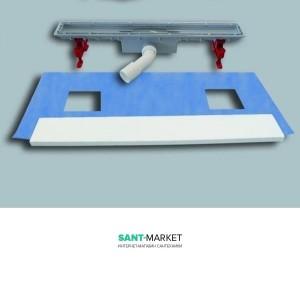 Дренажный канал для душа Sanit 65 из пластика 03.562.00.0000