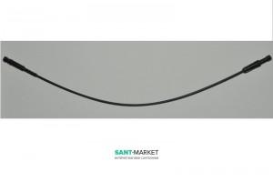 Тросик для сливного механизма Sanit черный 02.755.00.0000