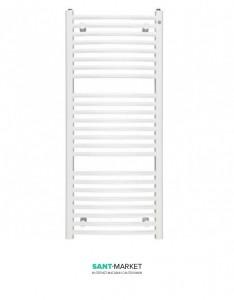 Электрический полотенцесушитель Instal Projekt OMEGA R Electro 500х1281х103-117 белый OMERE-50/120W