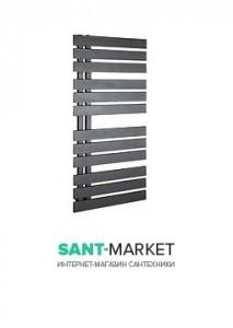 Электрический полотенцесушитель Instal Projekt Nameless 500х1200х94-104 стальной графит Nam-50/120C12