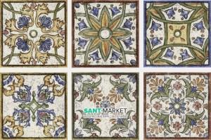 Плитка настенная Mainzu Calabria Декор Vietri 15*15