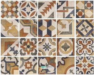 Плитка настенная Mainzu Rialto Декор Heraldo 15*15