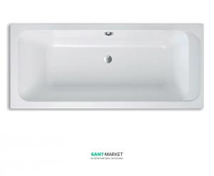 Ванна акриловая прямоугольная Villeroy & Boch Omnia Architectura 170х80х48 UBA178ARA2V-01
