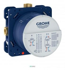 Универсальная встроеный механизм Grohe Rapido SmartBox 35600000