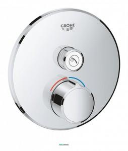 Внешняя панель смесителя Grohe SmartControl на 1 выход хром 29144000
