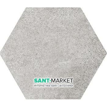 Equipe hexatile cement grey 17 5 20 22093 - Equipe hexatile cement ...