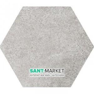 Плитка напольная Equipe Hexatile Cement Grey 17,5*20 22093