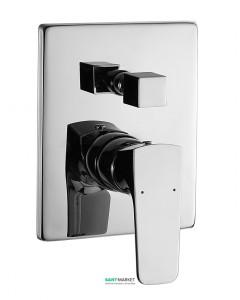 Смеситель скрытый (встраиваемый) Imprese Valtice хром VR-10320(Z)