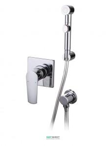 Набор с гигиеническим душем Imprese Vyskov хром VR15340Z-ВТ