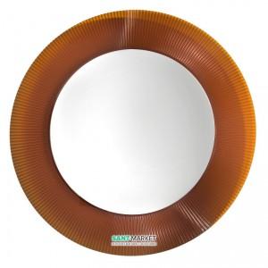 Зеркало Laufen Kartell 78x78x4 amber H3863310810001