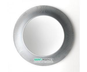 Зеркало Laufen Kartell 78x78x4 silver H3863310860001