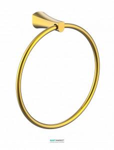 Полотенцедержатель Imprese Cuthna золото 130280 zlato