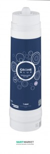 Сменный фильтр для водных систем GROHE Blue содержащий магний 400 литров 40691001