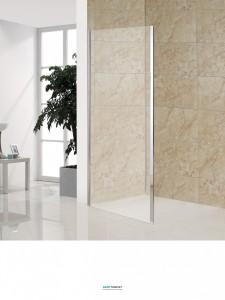 Боковая стенка Eger 80х185 для комплектации с дверьми bifold 599-163-80W
