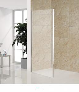 Боковая стенка Eger 80х185 для комплектации с дверьми 599-153 599-153-80W