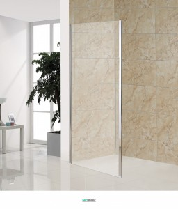Боковая стенка Eger 90х185 для комплектации с дверьми 599-153 599-153-90W