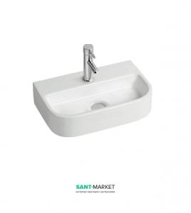 Раковина для ванной накладная Volle белая 13-01-13