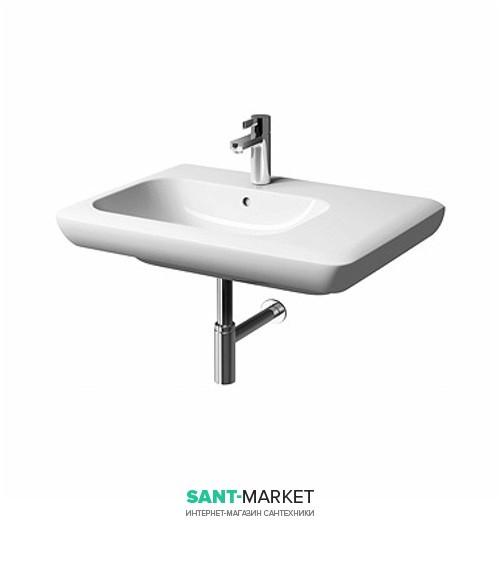 Раковина для ванной на тумбу Kolo Life 70 правосторонняя с покрытием Reflex белая M21171900