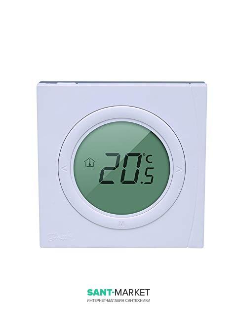Электронный программируемый терморегулятор Danfoss ECtemp™ Next Plus со встроенным таймером 088L0121