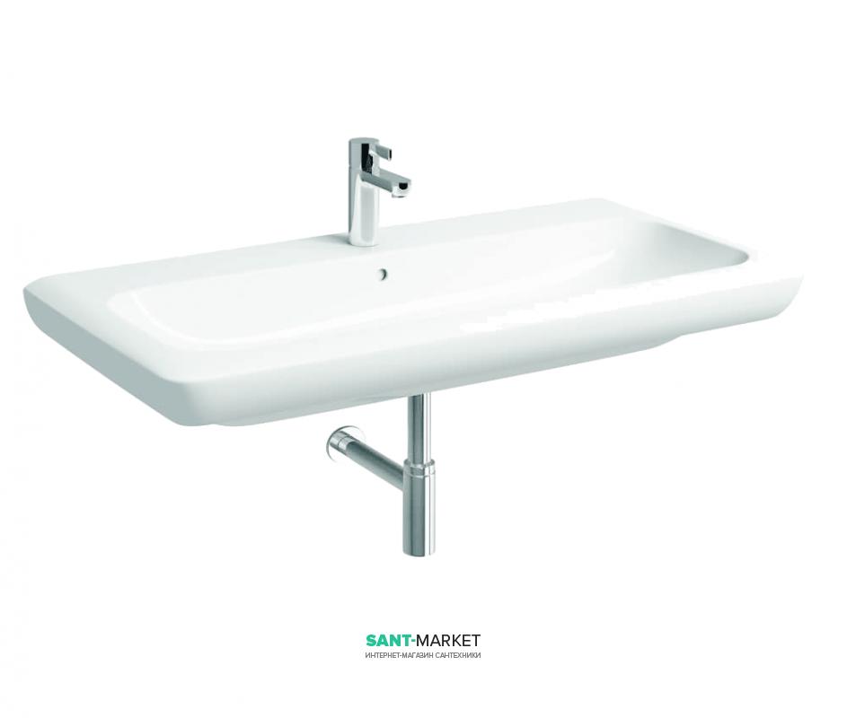 Раковина для ванной на тумбу Kolo Life 100 белая M21110000
