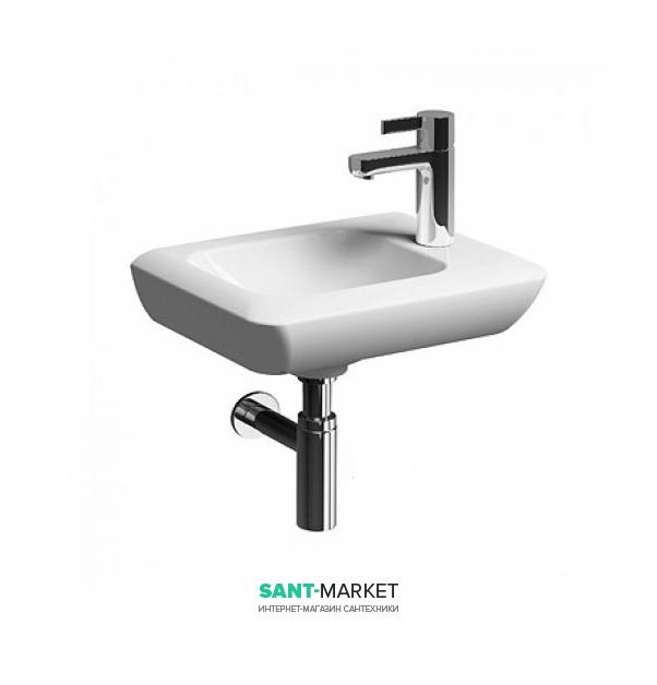 Раковина для ванной на тумбу Kolo Life 40 левосторонняя белая M22440000