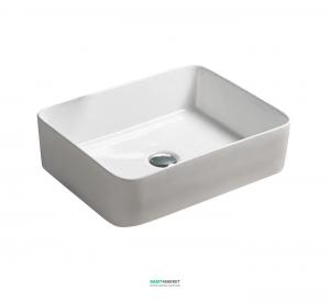 Раковина для ванной накладная Volle белая 13-01-01