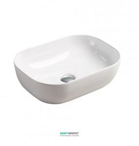 Раковина для ванной накладная Volle белая 13-01-031