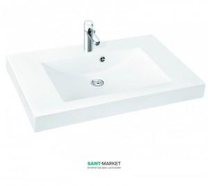 Раковина для ванной на тумбу Marmorin Moira Bis 900 белая 280 090 022 xx x