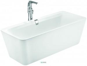 Ванна акриловая Volle 180х80х62 белая 12-22-110C