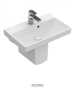 Раковина для ванной подвесная Villeroy & Boch Avento белая 4A005501