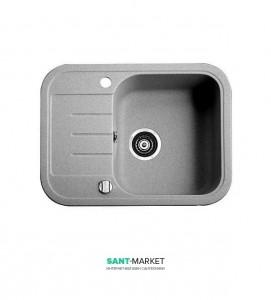 Мойка для кухни прямоугольная Marmorin Pesta 1k 0,5o врезная, искусственный камень 170 133 0xx