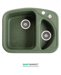 Мойка для кухни прямоугольная Marmorin Forst 1,5k врезная, искусственный камень 310 507 0xx