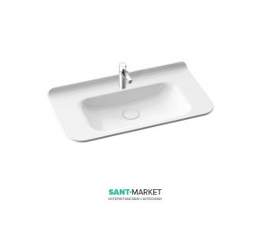 Раковина для ванной встраиваемая Marmorin Balta белая 721 090 020 xx x