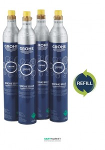 Комплект баллонов Grohe Blue CO2 40687000