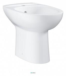 Биде напольное Grohe Bau Ceramic альпин-белый 39432000