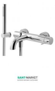 Смеситель однорычажный для ванны с душем Treemme UP хром 5700CC