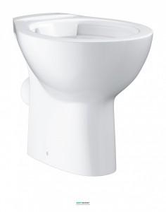 Унитаз напольный Grohe Bau Ceramic альпин-белый 39430000