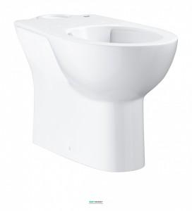 Унитаз напольный Grohe Bau Ceramic альпин-белый 39429000