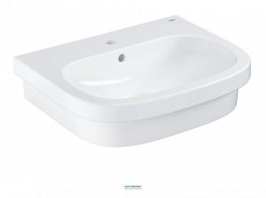 Раковина для ванной накладная Grohe Euro Ceramic 60 альпин-белый 39337000