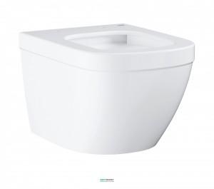 Унитаз подвесной безободковый Grohe Euro Ceramic (без сиденья) альпин-белый 39206000