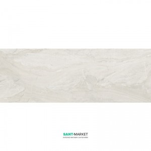 Плитка настенная Navarti Daino Reale Liner Perla 25x70