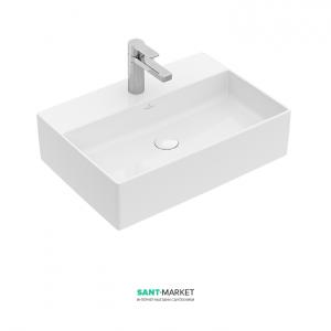 Раковина для ванной накладная Villeroy&Boch коллекция Memento белая 4A076001
