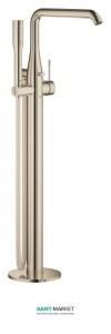 Смеситель однорычажный напольный (отдельностоящий) Grohe Essence полированный никель 23491BE1