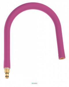 Гибкий шланг Grohe Essence GrohFlexx для смесителя фиолетовый 30321DU0