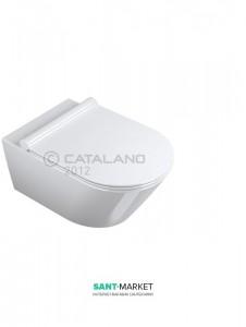 Унитаз Catalano Zero подвесной 35х55 см, белый 1VS55N00